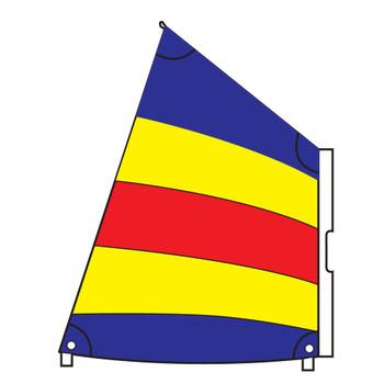 Optiparts Optimist Sail with Sleeve Pocket