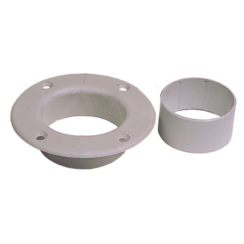 Optiparts Optimist Deck Collar with Mast Sleeve - 45mm