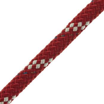 Polyropes Proline Main Halyard Line Red inc Shackle 10mm x 40m
