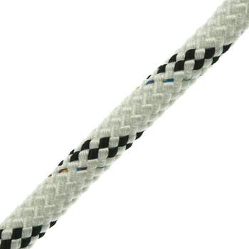 Polyropes Proline Main Halyard Line White inc Shackle 10mm x 35m