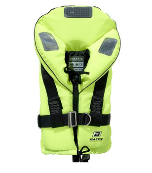 Baltic Ocean Toddler Lifejacket with Harness 3-15kg