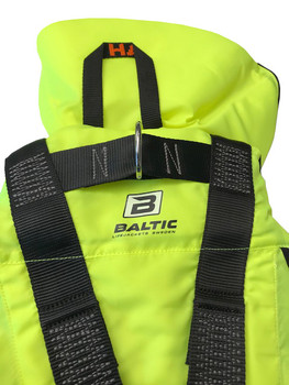 Baltic Ocean Toddler Lifejacket with Harness 3-15kg and DEE ring at back