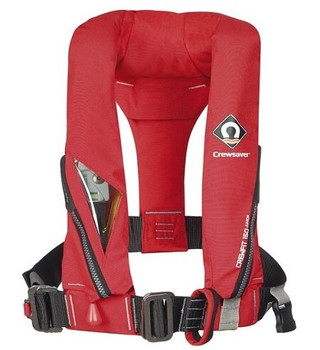Crewsaver Crewfit Sport Lifejacket Auto with Harness 165N Junior
