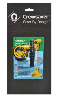 Crewsaver Ergofit Hammar Auto Capsule with Grab Handle 11308