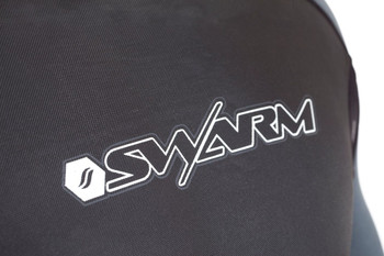 Typhoon Swarm Shorty Wetsuit - Black/Grey- Men
