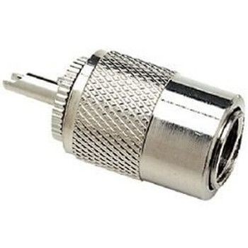 Sowester VHF Cable Plug RG-58 PL259-6