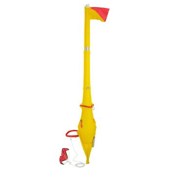Plastimo Inflatable IOR Dan Buoy - Roost deploy