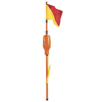 Plastimo Telescopic IOR Dan Buoy - Orange Float