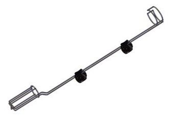 Plastimo Telescopic IOR Dan Buoy Holder-  Stainless Steel