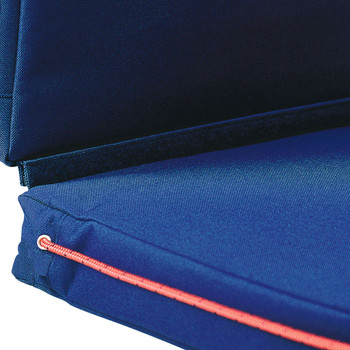 Plastimo Double Floating Safety Buoyant Cushion - Navy Blue