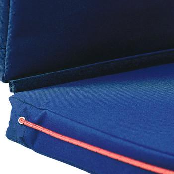 Plastimo Double Floating Safety Buoyant Cushion - Navy Blue