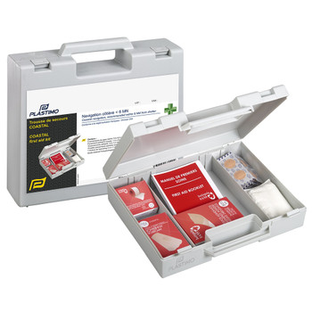 Plastimo Coastal First Aid Kit - Grey