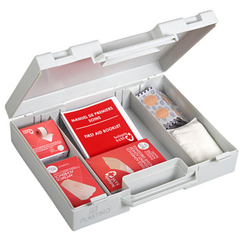 Plastimo Coastal First Aid Kit - Grey - Pharmacy coastal armrests