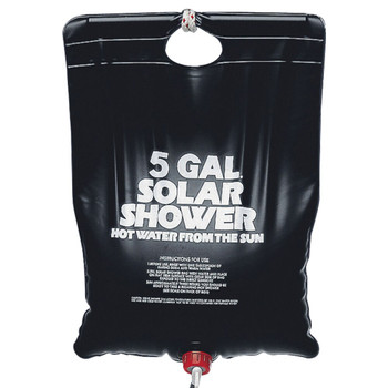 Plastimo Solar Shower Kit - Black