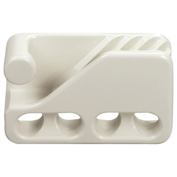 Plastimo Fender/Large Loop Cleat - White