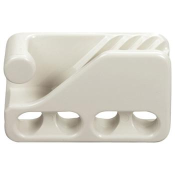 Plastimo Fender/Large Loop Cleat - White