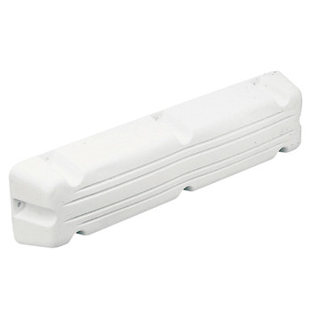 Plastimo Straight Dock Fender - White