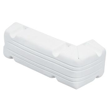 Plastimo Angle Dock Fender - White
