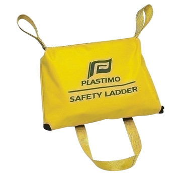Plastimo 5 Steps Safety Ladder - Yellow