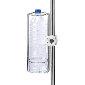 Plastimo Rescue Line Holder Bracket - Stainless Steel - Plasticlip bottle holder