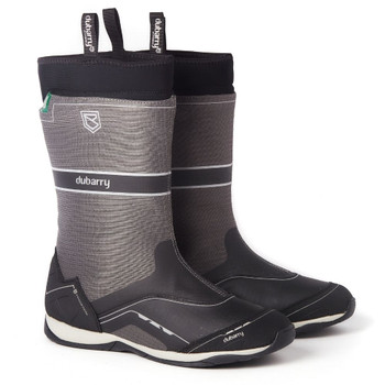 Dubarry Fastnet Sailing Boot - carbon