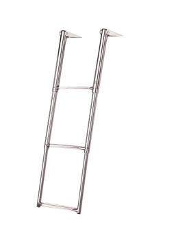 Plastimo Scoop Stern & Platform Telescopic Folding Boarding Ladder - 3 Step