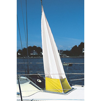 Plastimo Omni-directional Wind Scoop on boat