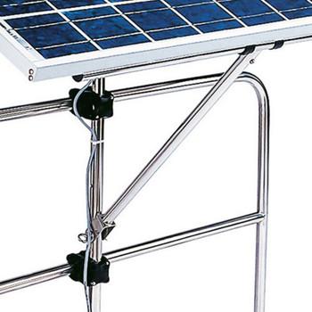 Plastimo Solar Panel Holder - Swiveling, Pushpit Mounted Bracket