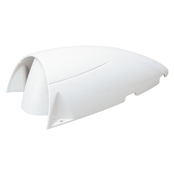 Plastimo Streamlined Dorade Box - White