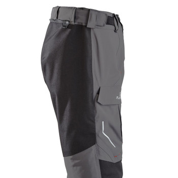 Plastimo Active Hi-Fit Trouser - Women - Grey - Side view