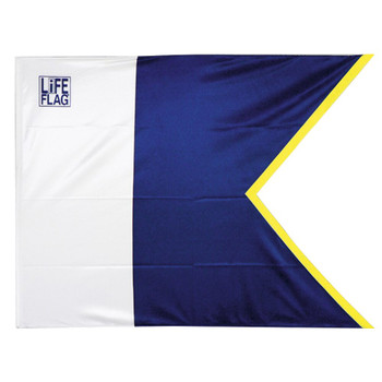 Plastimo Alpha Pro Diving Flag