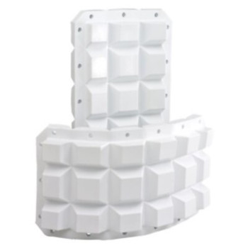 Plastimo Multi-Fender - White