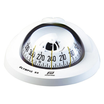Plastimo Olympic 95 Compass - White