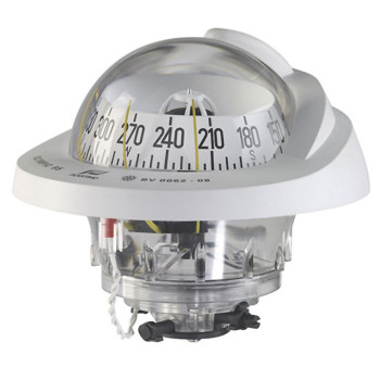 Plastimo Olympic 95 Compass - White - Full view