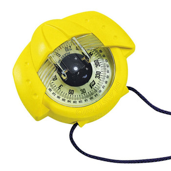 Plastimo Iris 50 Handbearing Compass - Yellow- Zone A-B