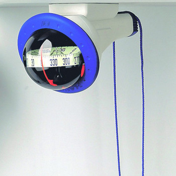 Plastimo Iris 100 Compass Without Lighting - Blue - Action