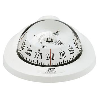 Plastimo Offshore 75 Compass - Horizontal  - White