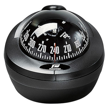 Plastimo Offshore 75 Compass - Mini-Binnacle - Black