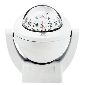 Plastimo Offshore 75 Compass - Bracket - White
