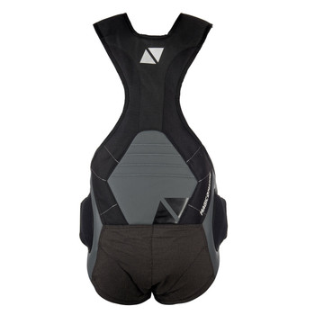 Magic Marine Pro Racing Harness - Unisex - Black - Back view