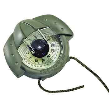 Plastimo iris 50 Hand Bearing Compass - Olive Green  63673