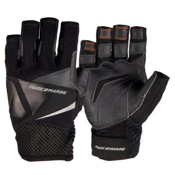 Magic Marine Short Finger Ultimate Gloves - Unisex - Black
