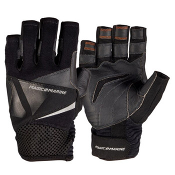 Magic Marine Short Finger Ultimate Gloves - Unisex - Black