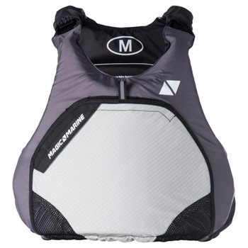 Magic Marine Zipfree Wave Buoyancy Aid - Unisex - Light Grey