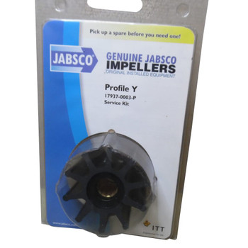 Jabsco 17937-0003 Impeller - Nitrile - Pack View