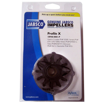 Jabsco 18948-0001 Impeller - Neoprene - Pack View