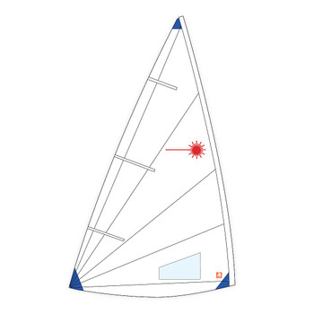 Laser Radial Sail Class Compliant