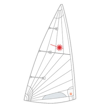 Laser MKii Sail Class Compliant