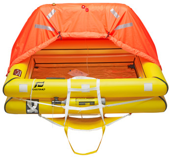 Plastimo Liferaft Transocean ISAF 8P E>24H Canister