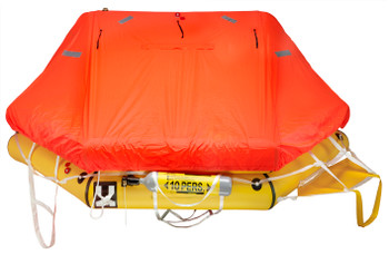Plastimo Liferaft Transocean Isaf 10P 24 H Canister